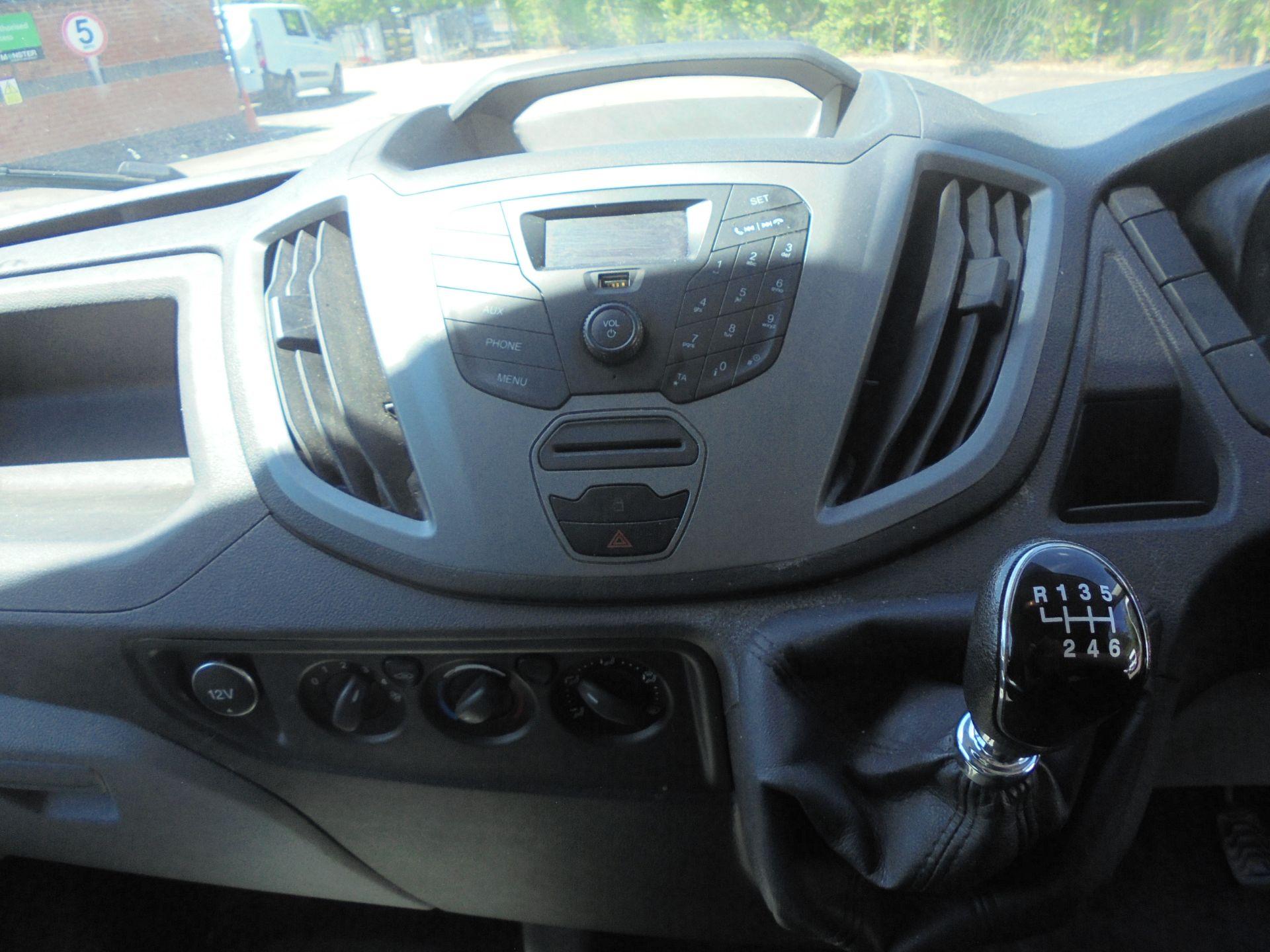 2017 Ford Transit 2.0 Tdci 130Ps H3 Van (FH17UKY) Image 13