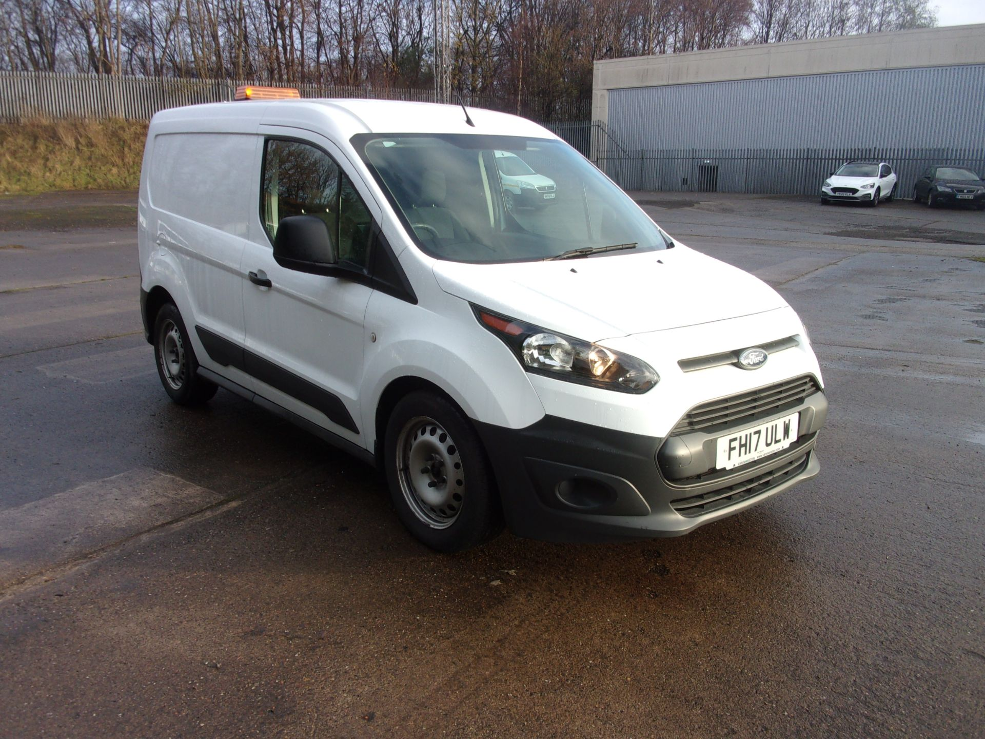 2017 Ford Transit Connect 200 L1 DIESEL 1.5 TDCI 75PS VAN  (FH17ULW)