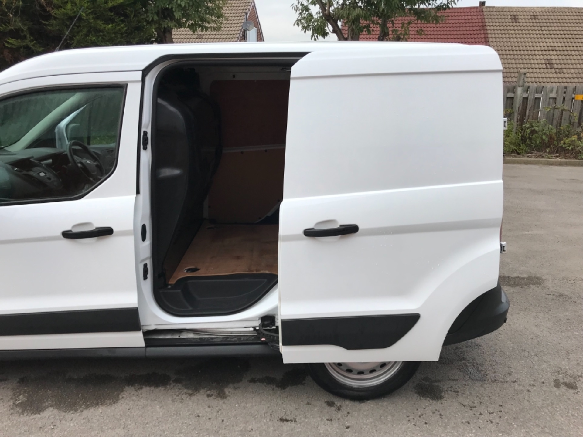 2017 Ford Transit Connect 1.5 Tdci 75Ps Van EURO 6 (FH17ULZ) Image 26