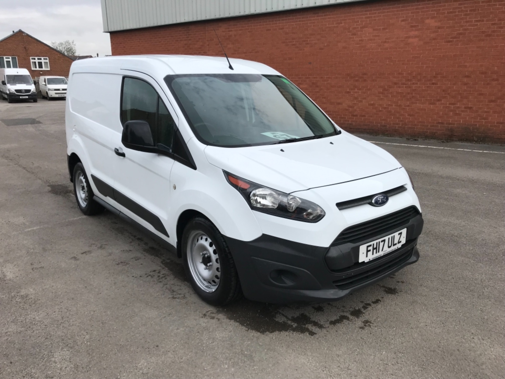 2017 Ford Transit Connect 1.5 Tdci 75Ps Van EURO 6 (FH17ULZ)