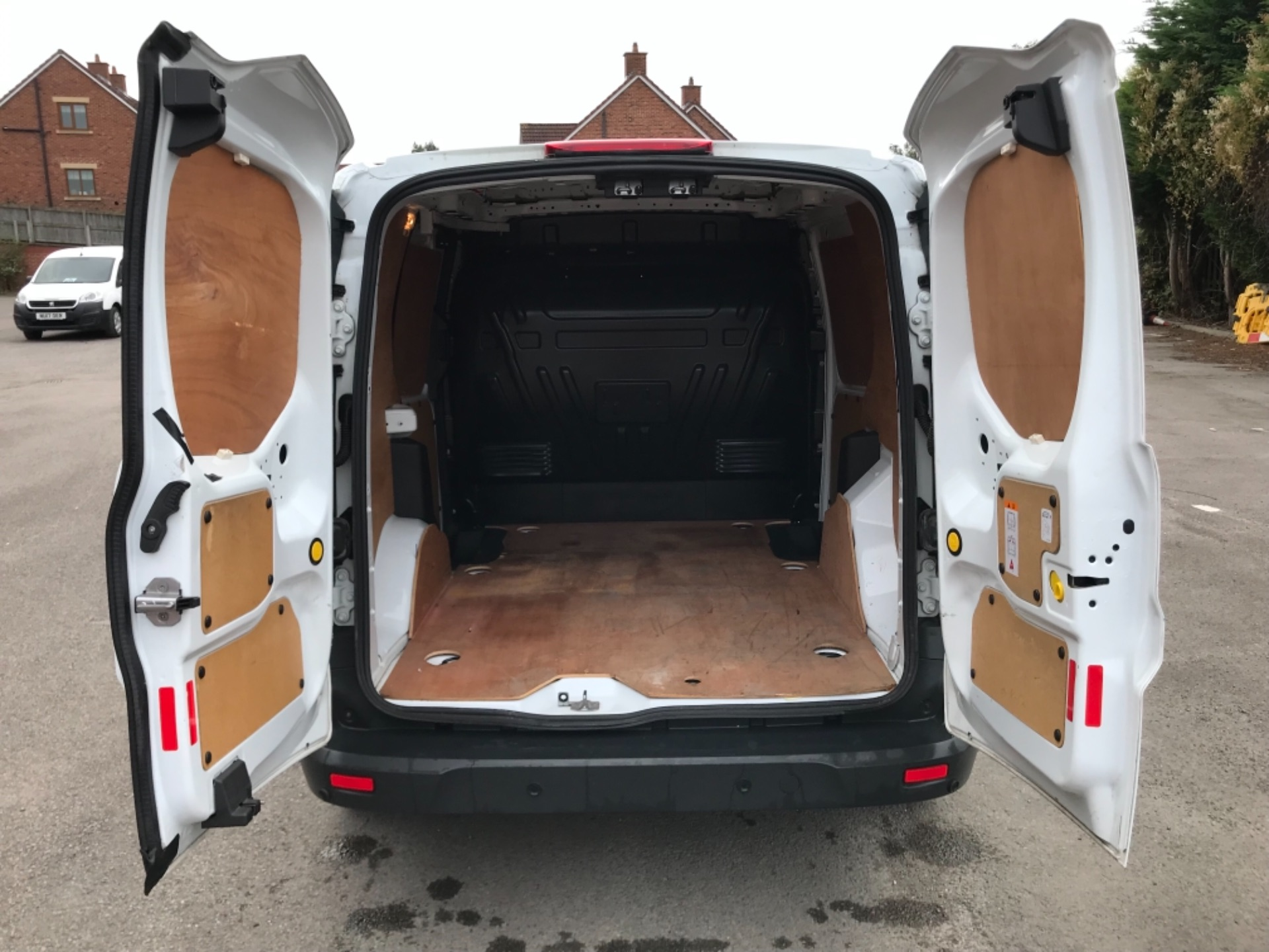 2017 Ford Transit Connect 1.5 Tdci 75Ps Van EURO 6 (FH17ULZ) Image 28