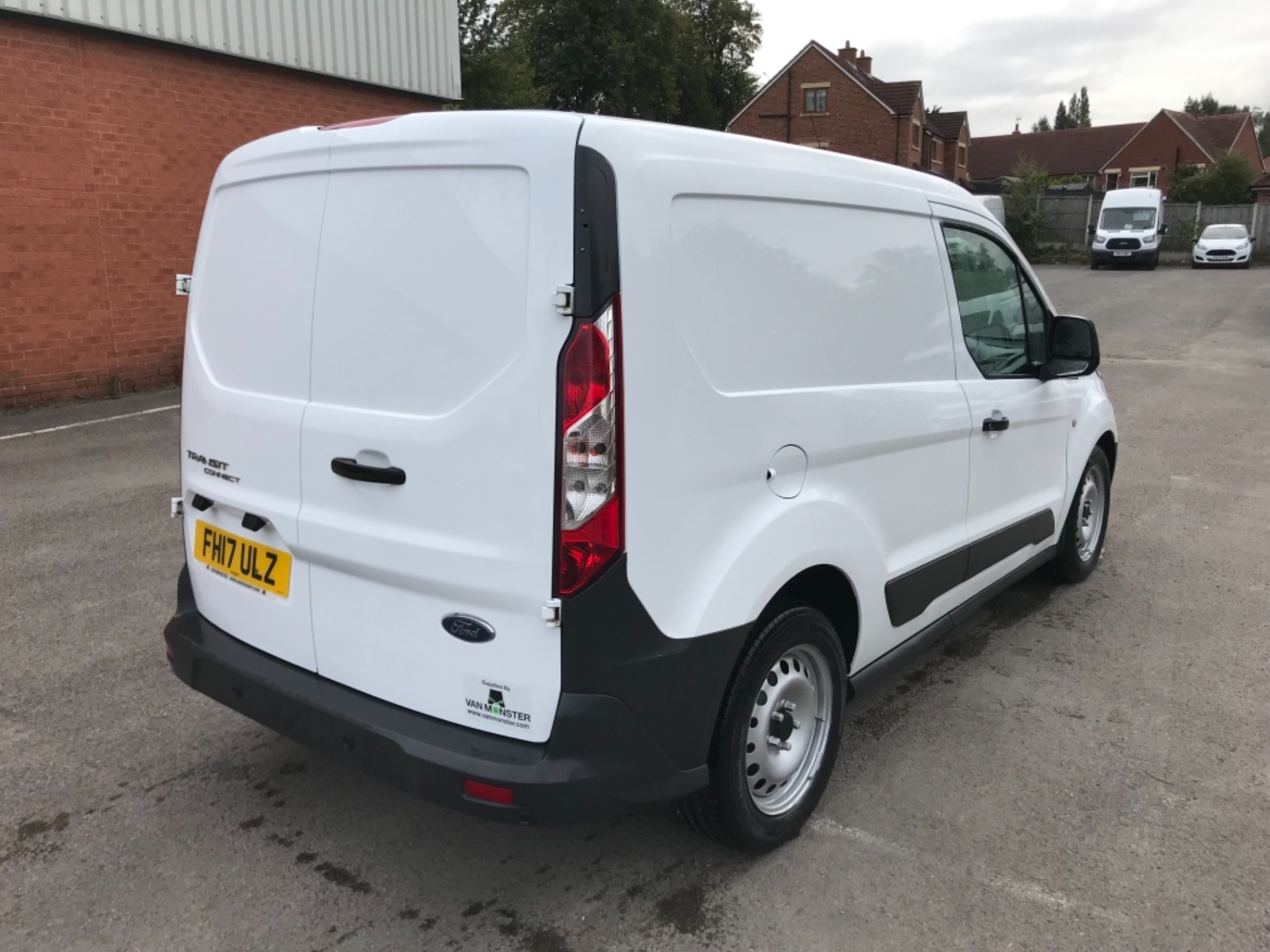 2017 Ford Transit Connect 1.5 Tdci 75Ps Van EURO 6 (FH17ULZ) Image 7