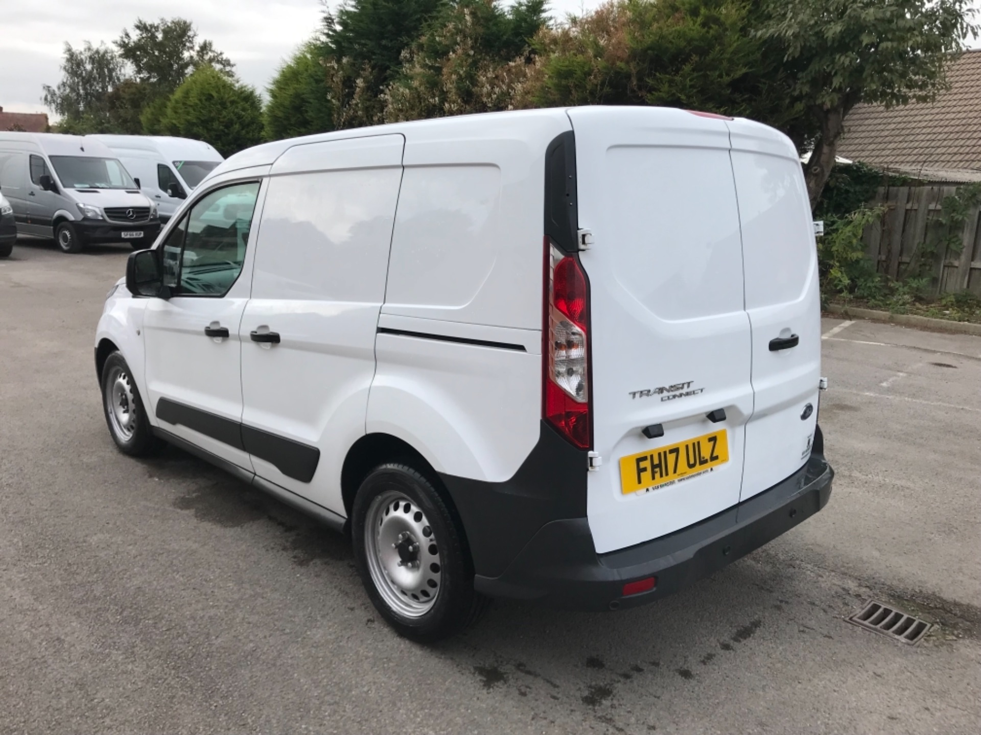 2017 Ford Transit Connect 1.5 Tdci 75Ps Van EURO 6 (FH17ULZ) Image 5