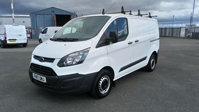 2017 Ford Transit Custom 2.0 Tdci 105Ps Low Roof Van (FH17UMJ) Image 3