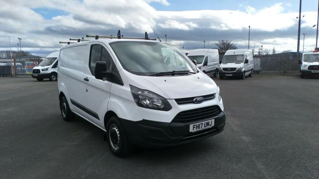 2017 Ford Transit Custom 2.0 Tdci 105Ps Low Roof Van (FH17UMJ) Image 1