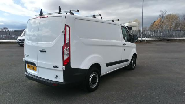 2017 Ford Transit Custom 2.0 Tdci 105Ps Low Roof Van (FH17UMJ) Image 7