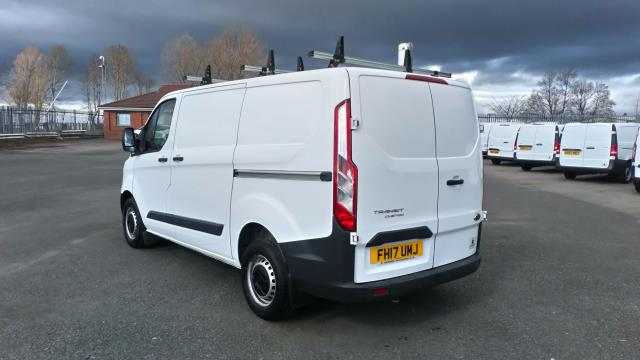 2017 Ford Transit Custom 2.0 Tdci 105Ps Low Roof Van (FH17UMJ) Image 5