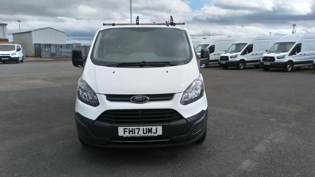 2017 Ford Transit Custom 2.0 Tdci 105Ps Low Roof Van (FH17UMJ) Image 2