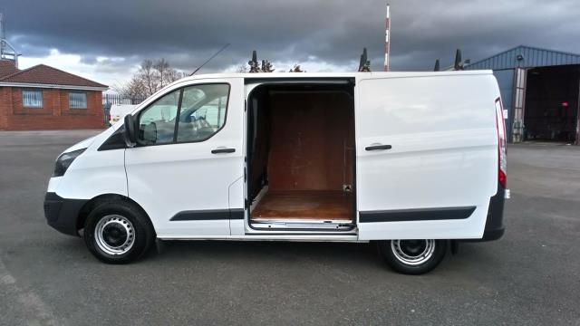 2017 Ford Transit Custom 2.0 Tdci 105Ps Low Roof Van (FH17UMJ) Image 9