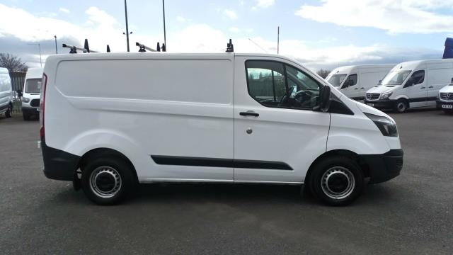 2017 Ford Transit Custom 2.0 Tdci 105Ps Low Roof Van (FH17UMJ) Image 8
