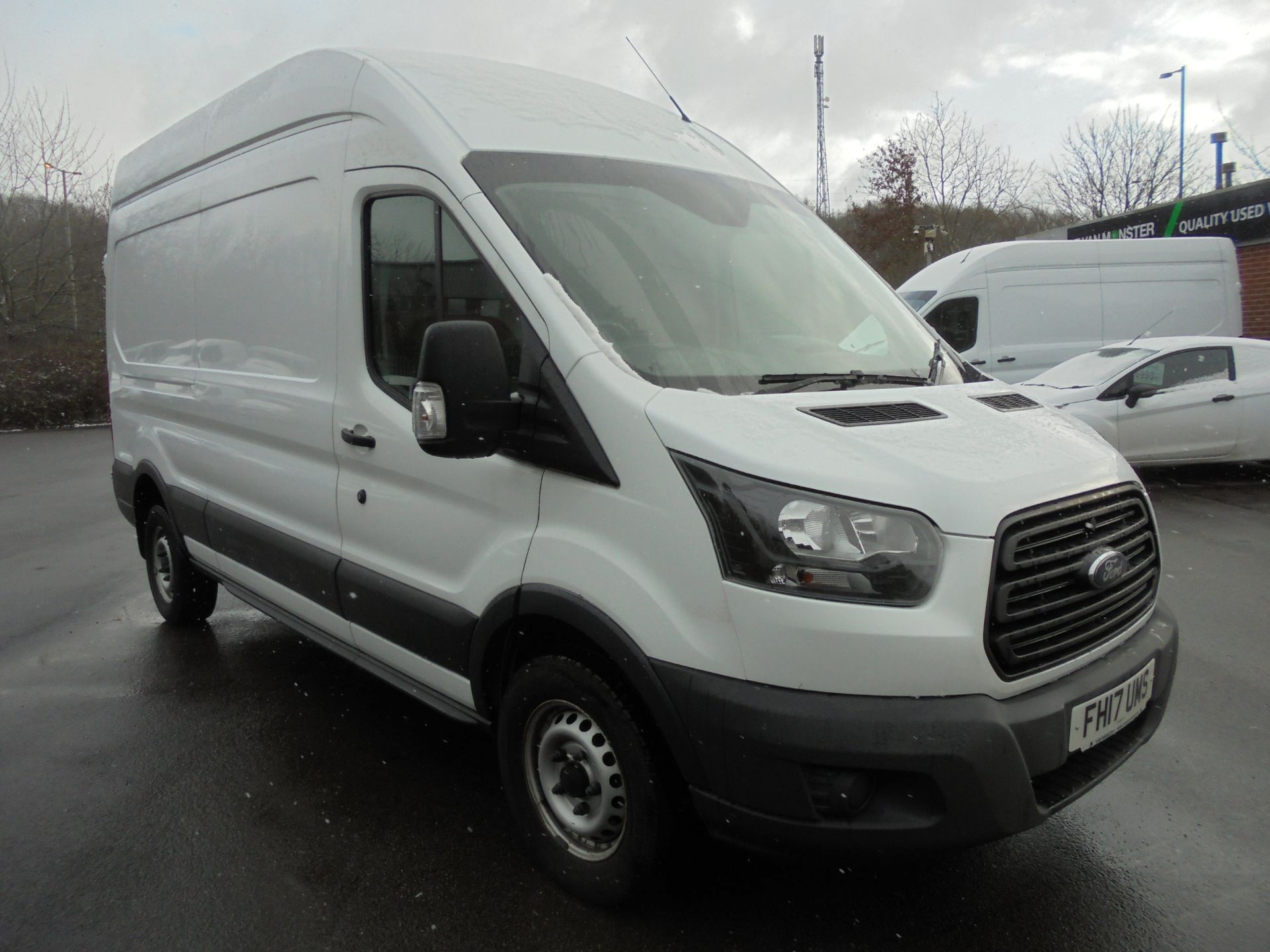 2017 Ford Transit 2.0 Tdci 130Ps H3 Van (FH17UMS)