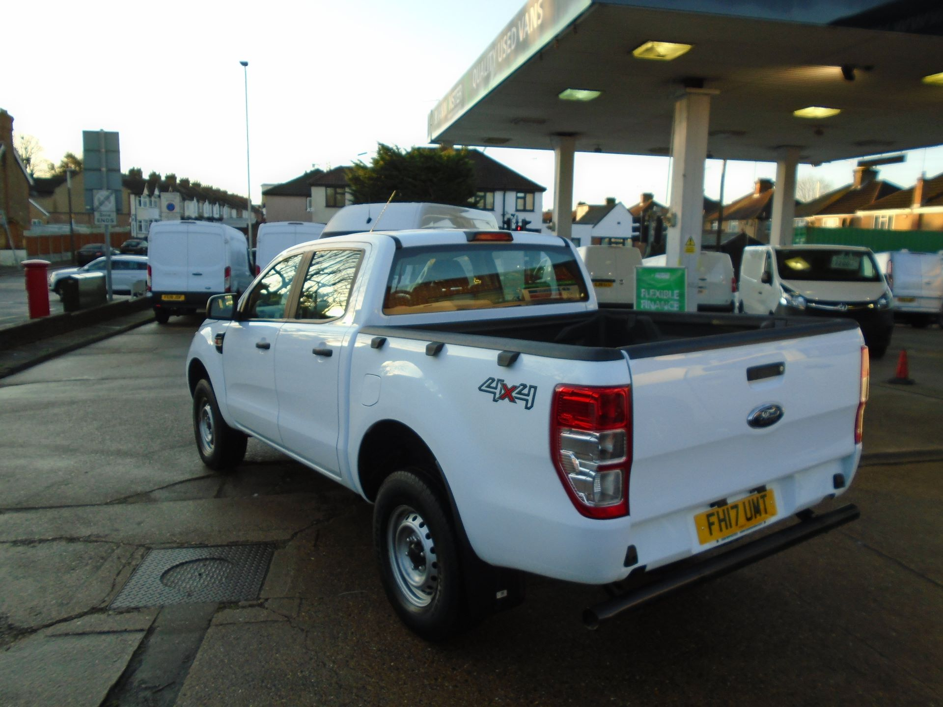 2017 Ford Ranger Pick Up Double Cab Xl 2.2 Tdci (FH17UMT) Image 6