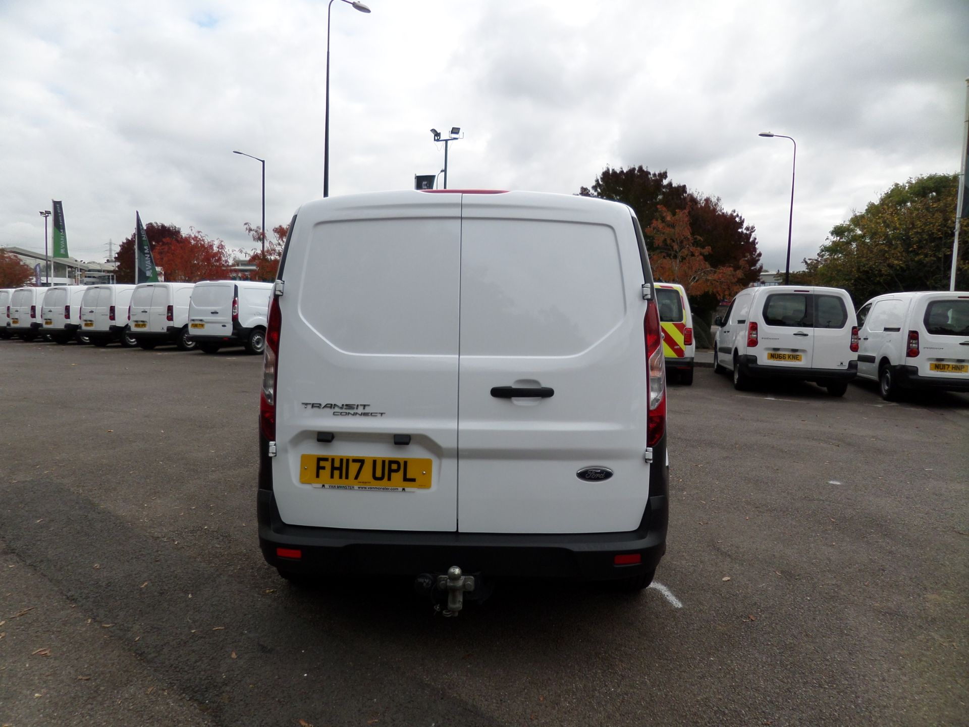 2017 Ford Transit Connect 1.5 Tdci 75Ps Van Euro 6 (FH17UPL) Image 3