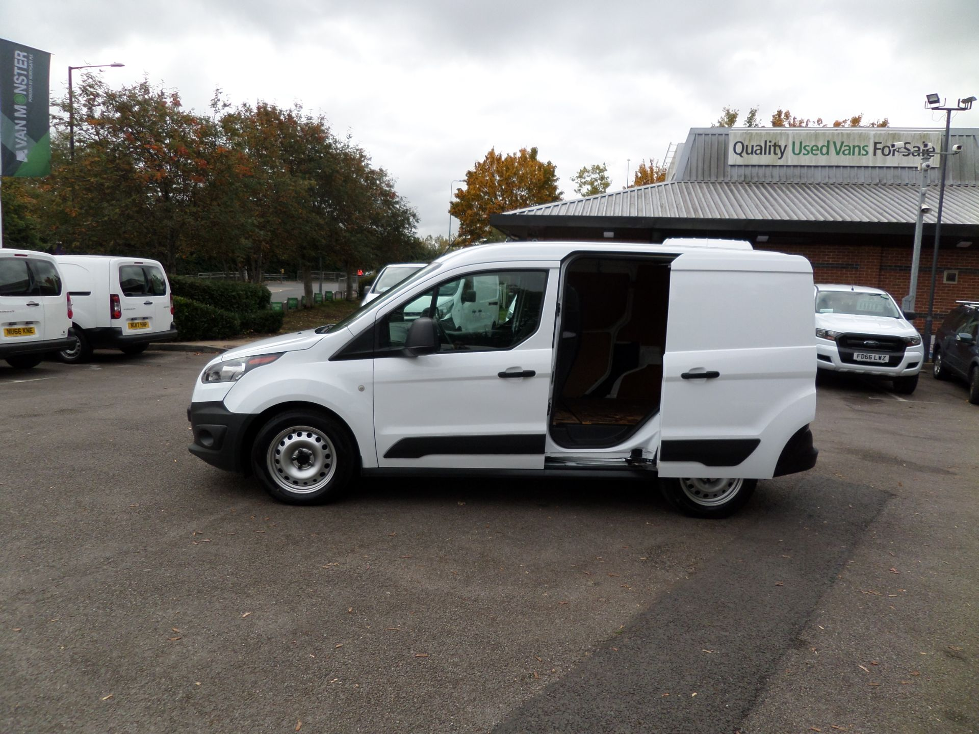 2017 Ford Transit Connect 1.5 Tdci 75Ps Van Euro 6 (FH17UPL) Image 7