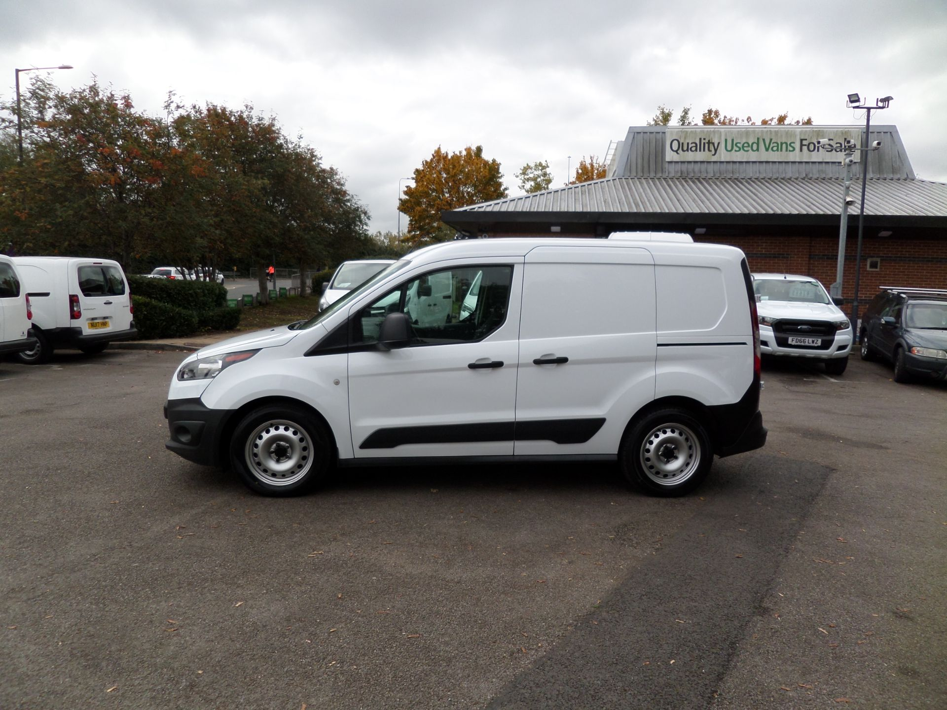 2017 Ford Transit Connect 1.5 Tdci 75Ps Van Euro 6 (FH17UPL) Image 6
