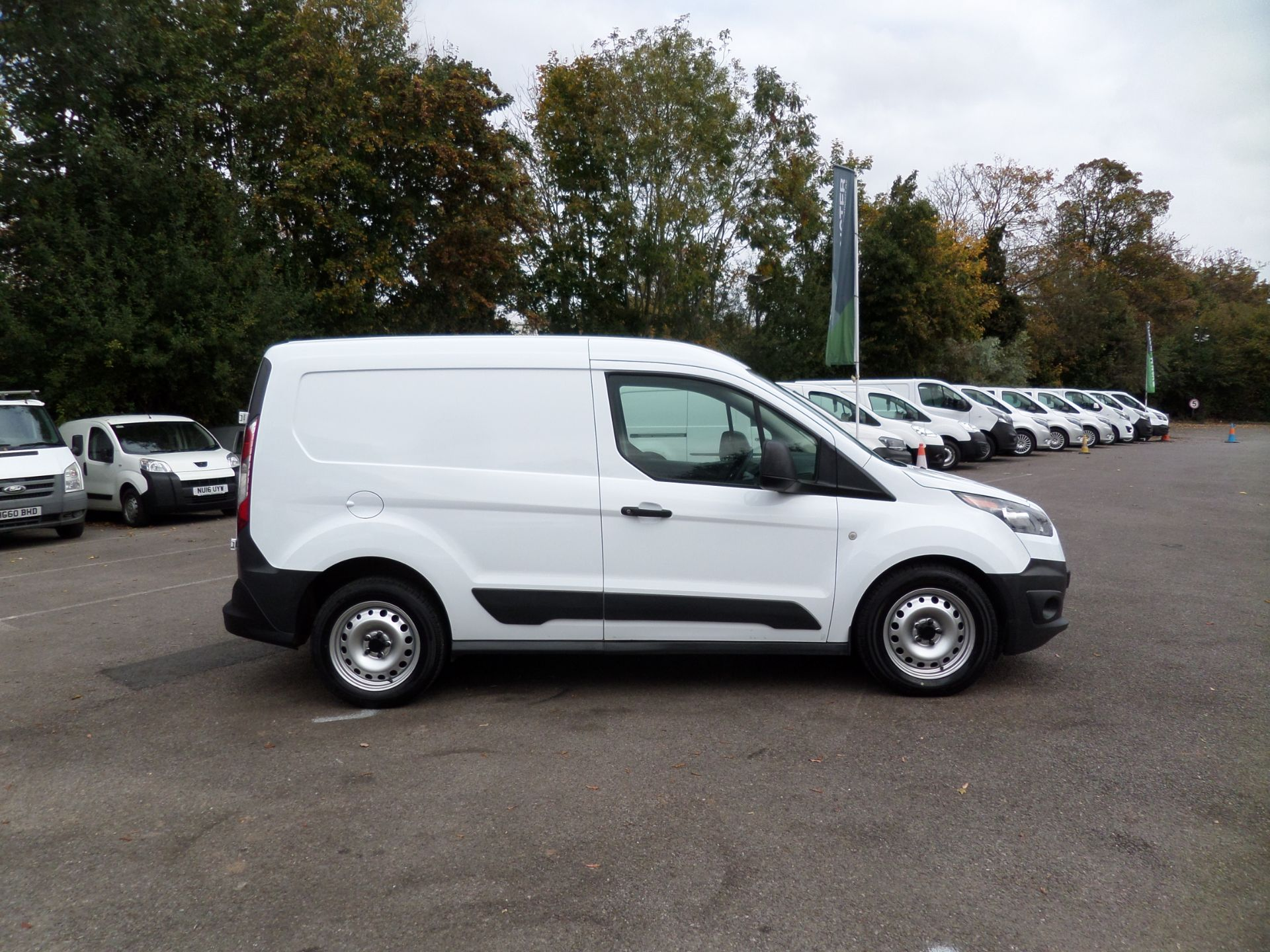 2017 Ford Transit Connect 1.5 Tdci 75Ps Van Euro 6 (FH17UPL) Image 2