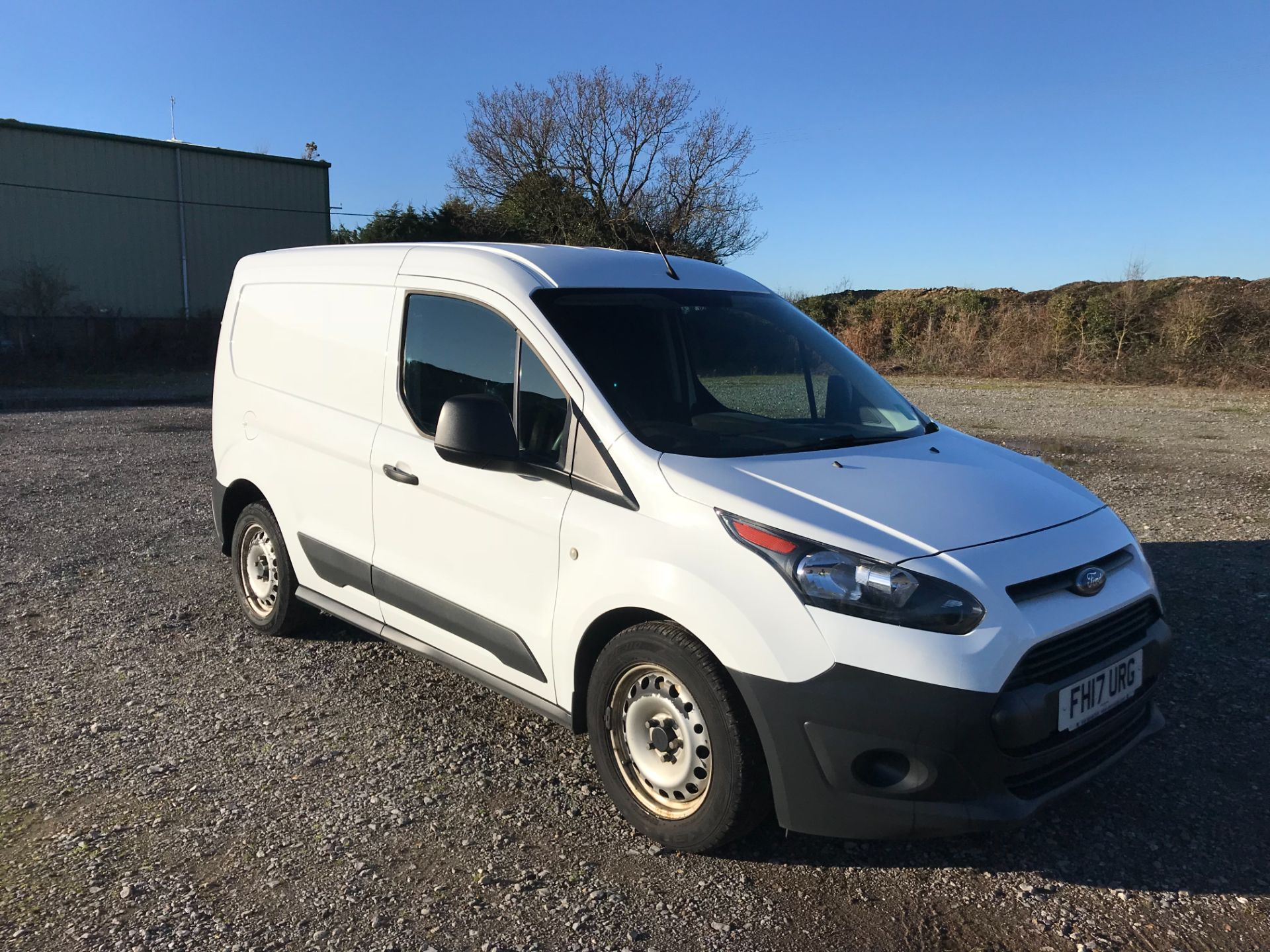 2017 Ford Transit Connect  200 L1 Diesel 1.5 TDCi 75PS Van EURO 6 (FH17URG)