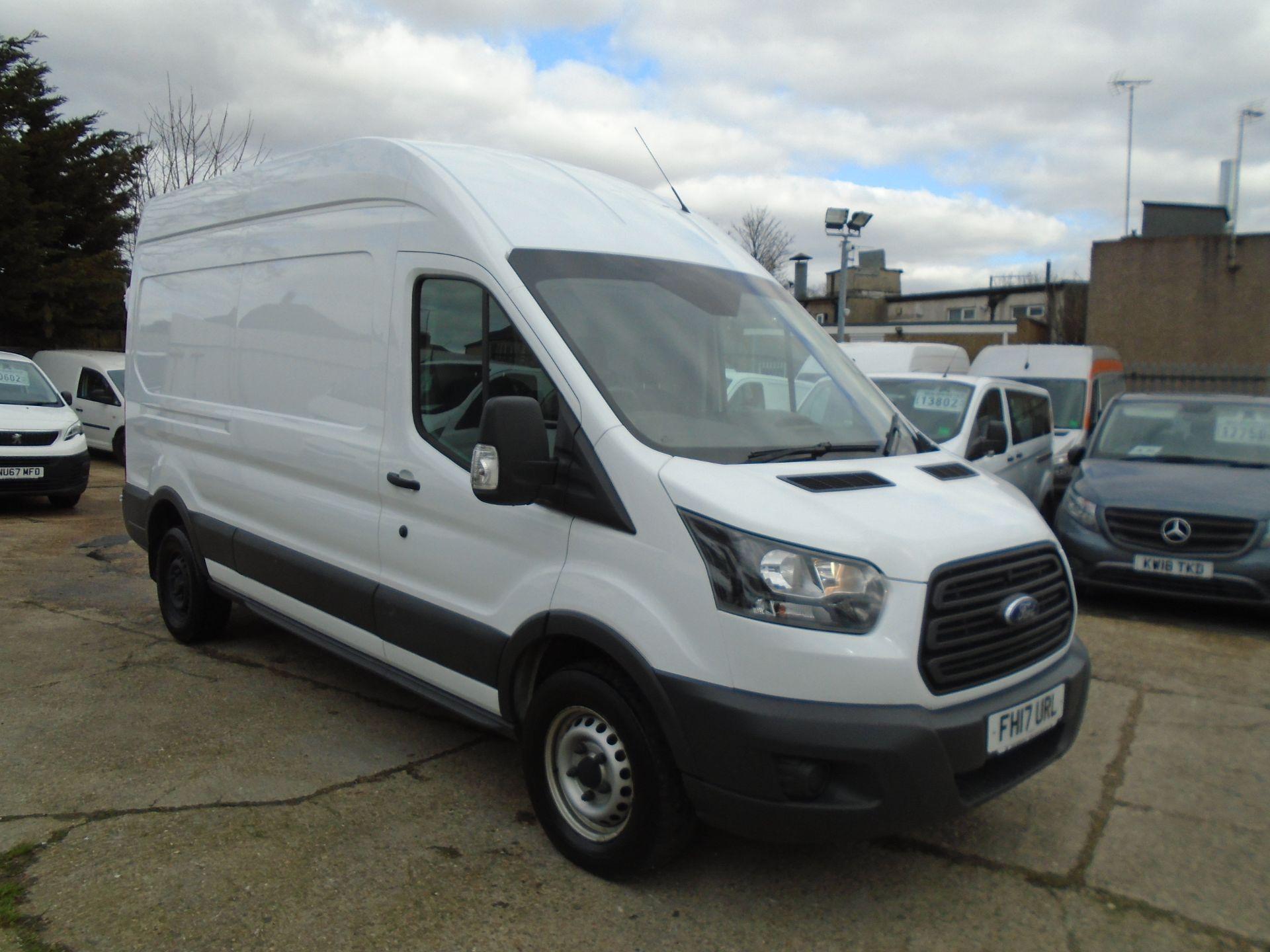 2017 Ford Transit 2.0 Tdci 130Ps H3 Van (FH17URL)