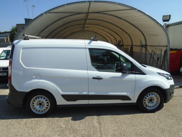 2017 Ford Transit Connect 1.5 Tdci 75Ps Van (FH17UTA) Image 8