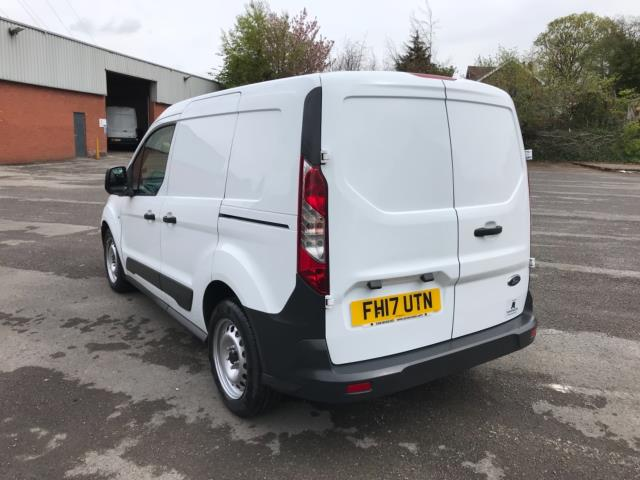 2017 Ford Transit Connect 1.5 Tdci 75Ps Van  78 Speed Limiter (FH17UTN) Image 5