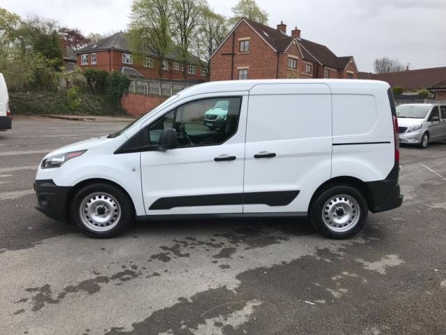 2017 Ford Transit Connect 1.5 Tdci 75Ps Van  78 Speed Limiter (FH17UTN) Image 4