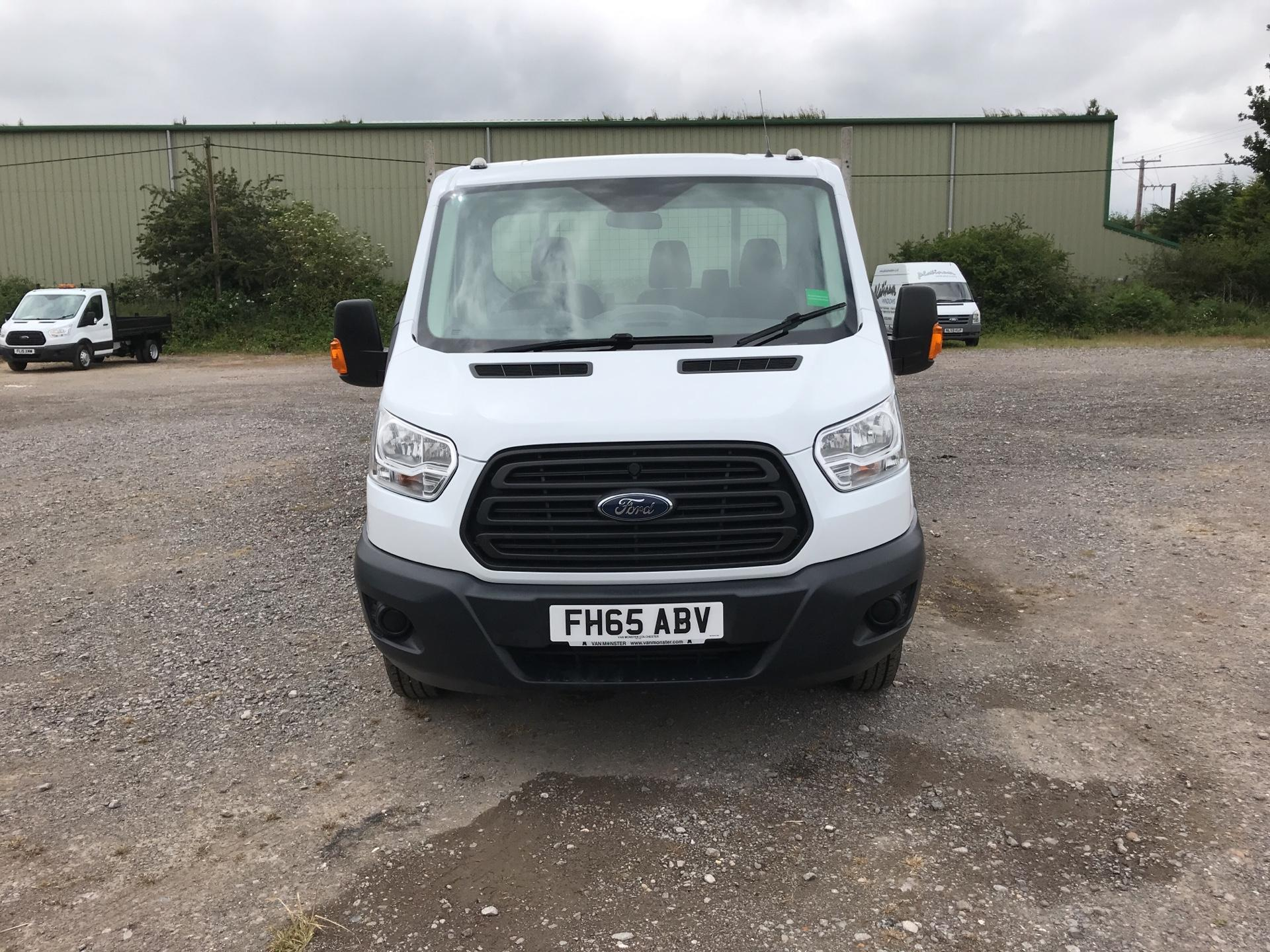 """2016 Ford Transit T350 13ft 6"""" Dropside 125ps (FH65ABV) Image 8"""