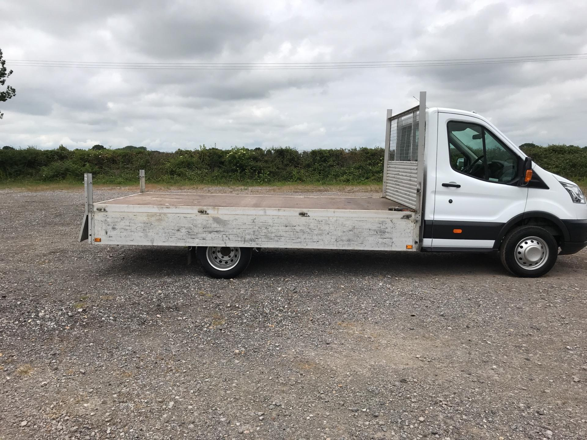 """2016 Ford Transit T350 13ft 6"""" Dropside 125ps (FH65ABV) Image 16"""