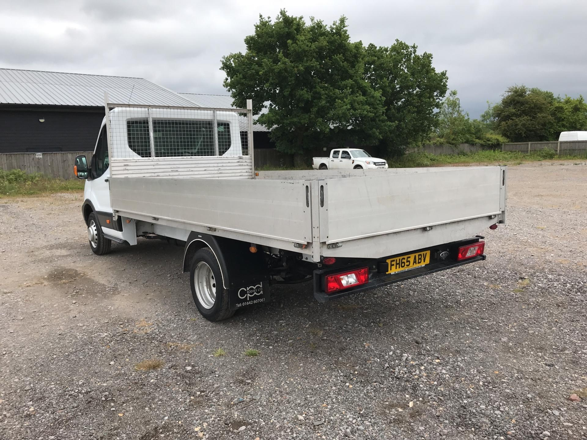 """2016 Ford Transit T350 13ft 6"""" Dropside 125ps (FH65ABV) Image 5"""