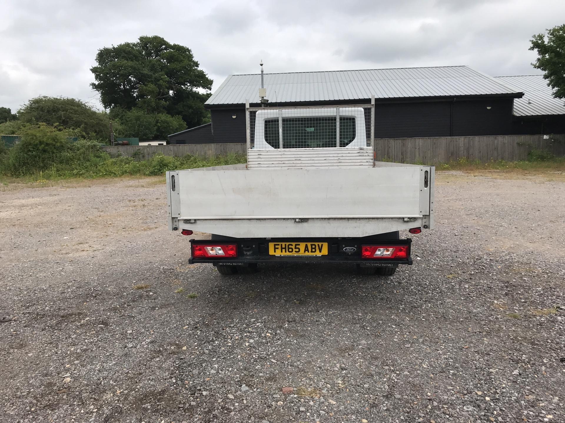 """2016 Ford Transit T350 13ft 6"""" Dropside 125ps (FH65ABV) Image 4"""