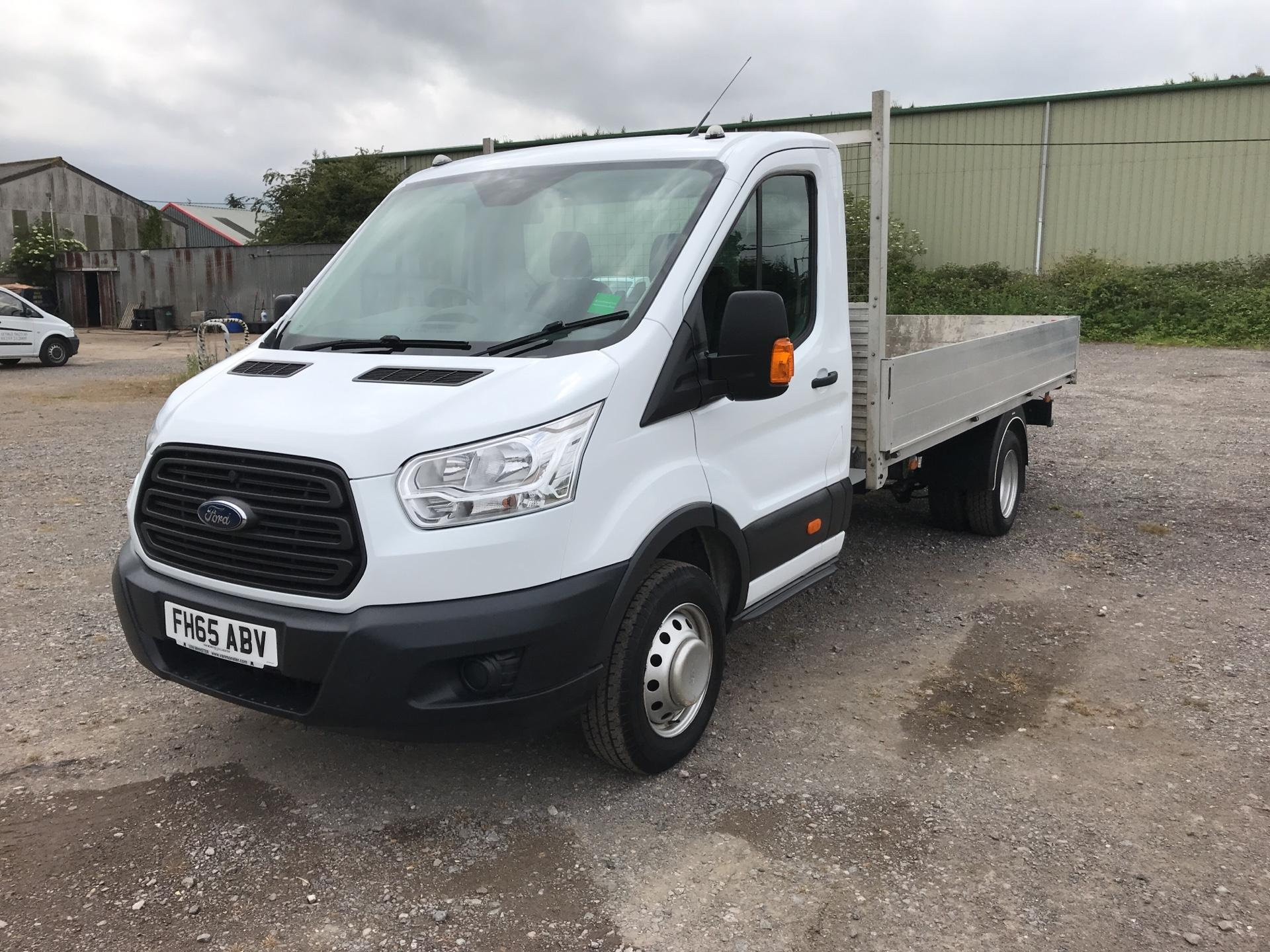 """2016 Ford Transit T350 13ft 6"""" Dropside 125ps (FH65ABV) Image 7"""