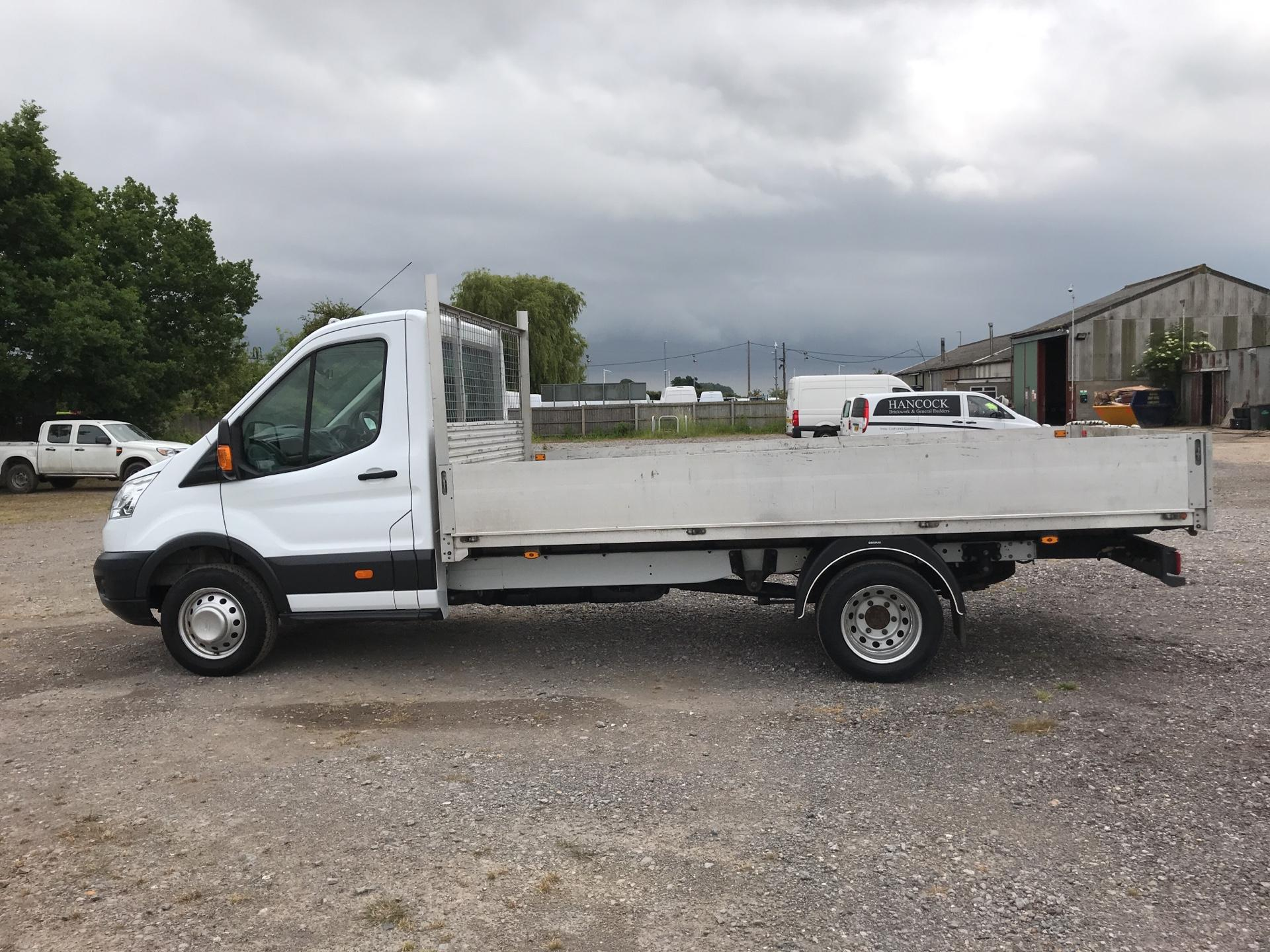 """2016 Ford Transit T350 13ft 6"""" Dropside 125ps (FH65ABV) Image 6"""