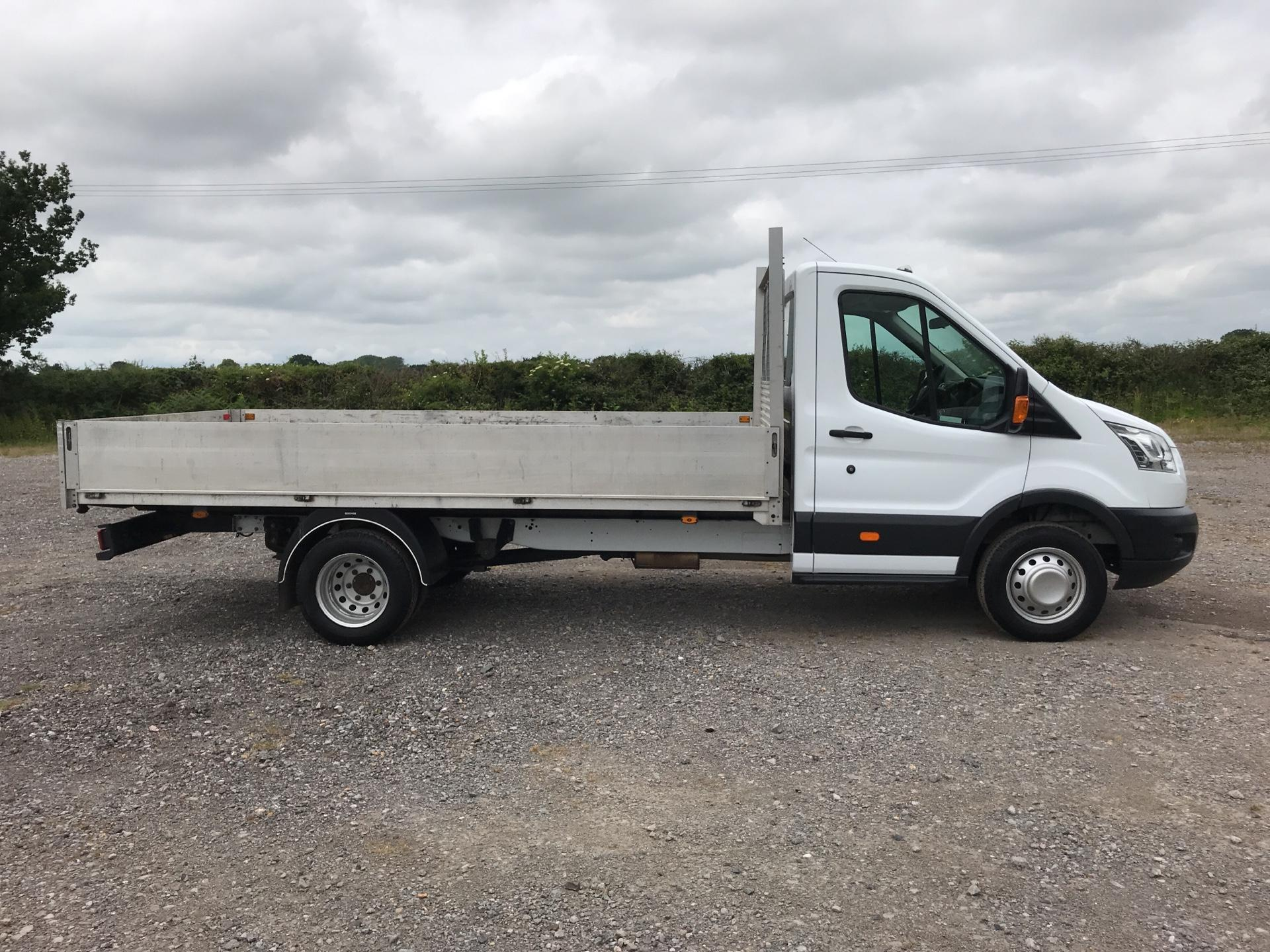 """2016 Ford Transit T350 13ft 6"""" Dropside 125ps (FH65ABV) Image 2"""