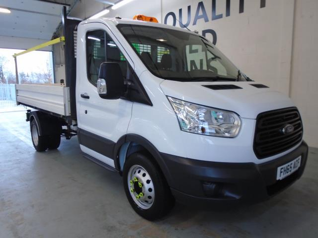 2015 Ford Transit  350 L2 SINGLE CAB TIPPER 125PS EURO 5 *VALUE RANGE VEHICLE - CONDITION REFLECTED IN PRICE* (FH65ACF)