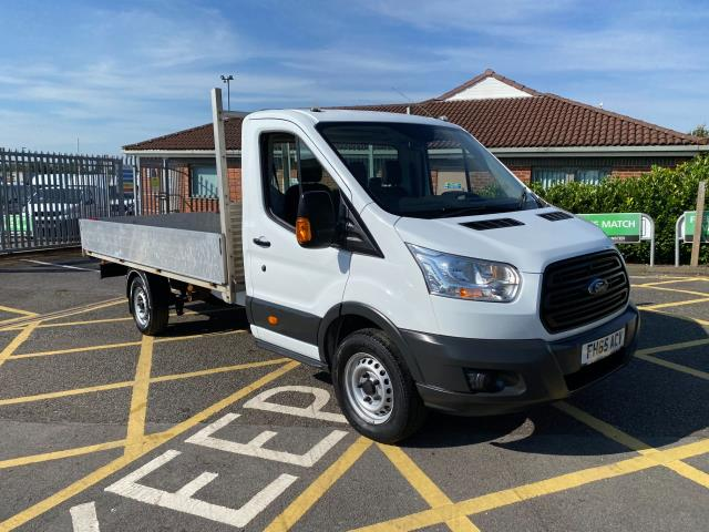 2016 Ford Transit 2.2 Tdci 125Ps Chassis Cab (FH65ACV)