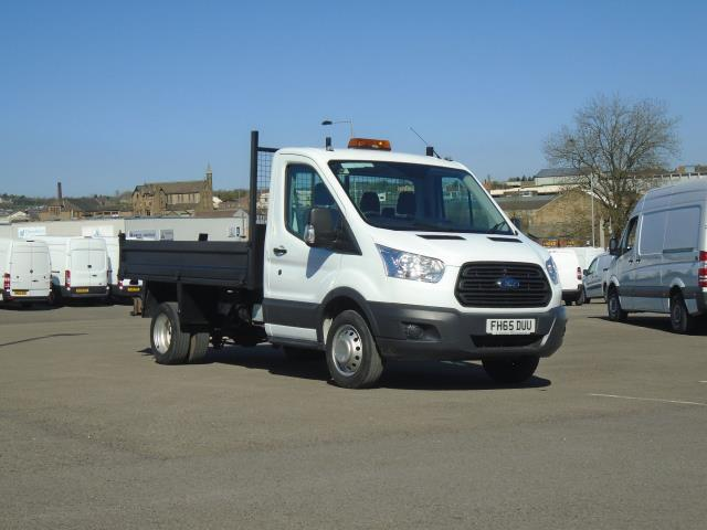 2015 Ford Transit 350 L2 SINGLE CAB TIPPER 100PS EURO 5 (FH65DUU)