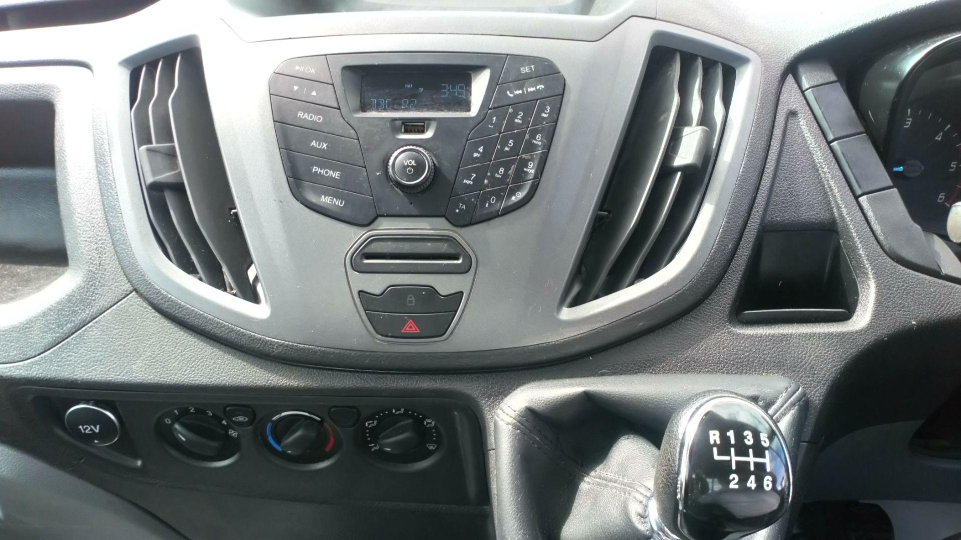 2015 Ford Transit 2.2 Tdci 125Ps Single Cab Cab Tipper (FH65DVA) Image 16
