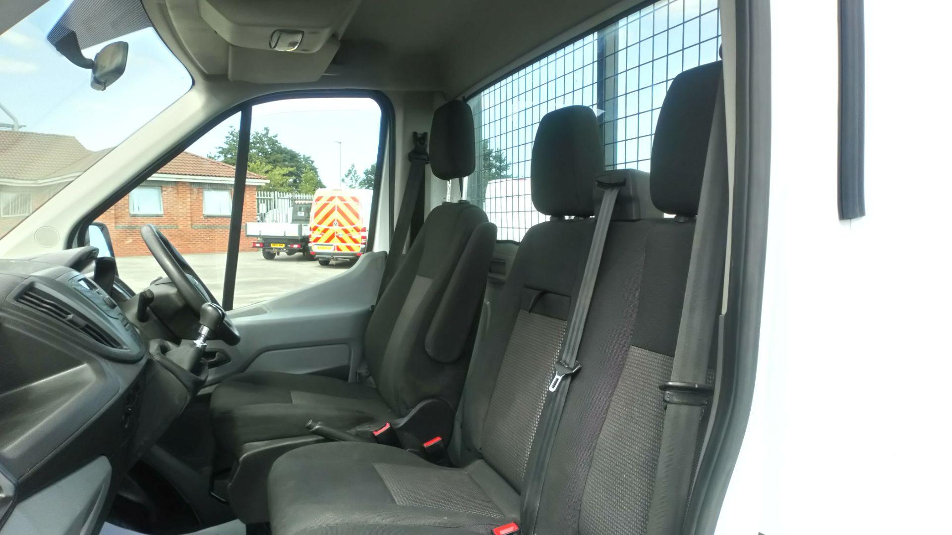 2015 Ford Transit 2.2 Tdci 125Ps Single Cab Cab Tipper (FH65DVA) Image 14
