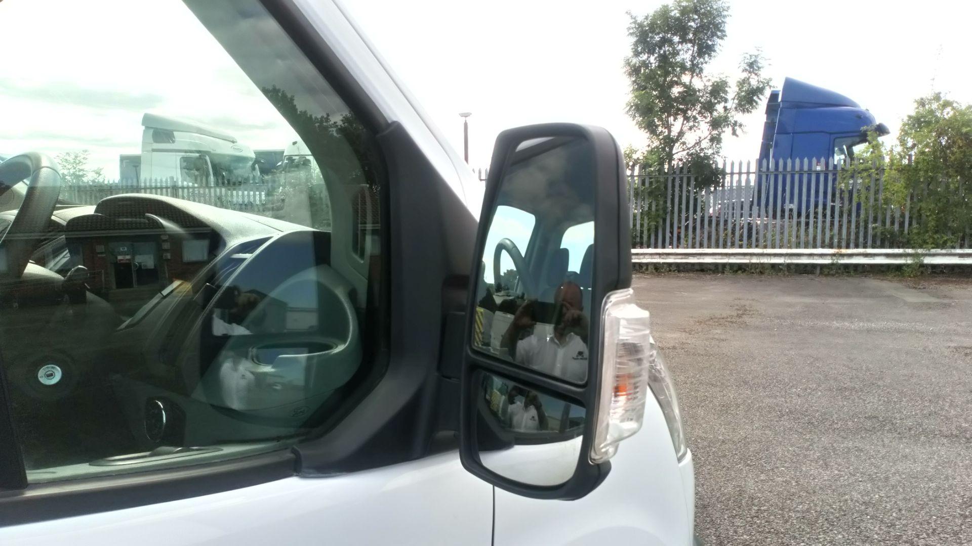 2015 Ford Transit 2.2 Tdci 125Ps Single Cab Cab Tipper (FH65DVA) Image 12
