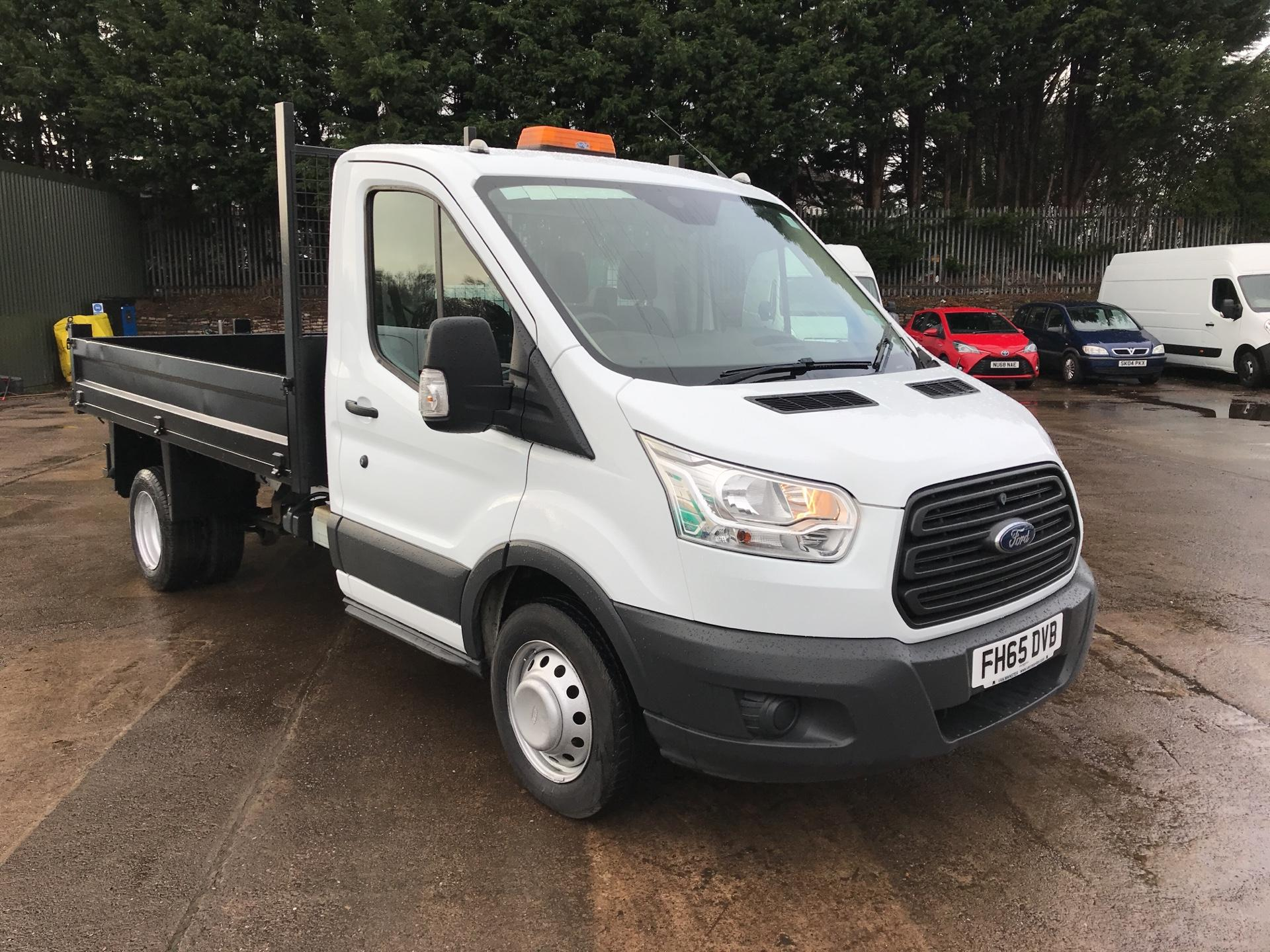 2016 Ford Transit 350 L2 SINGLE CAB TIPPER 125PS EURO 5 (FH65DVB)