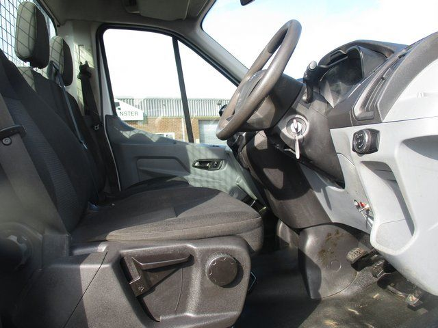 2015 Ford Transit 350 L2 SINGLE CAB TIPPER 125PS EURO 5 (FH65DVL) Image 2