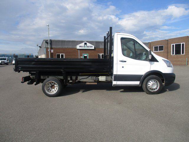 2015 Ford Transit 350 L2 SINGLE CAB TIPPER 125PS EURO 5 (FH65DVL) Image 7