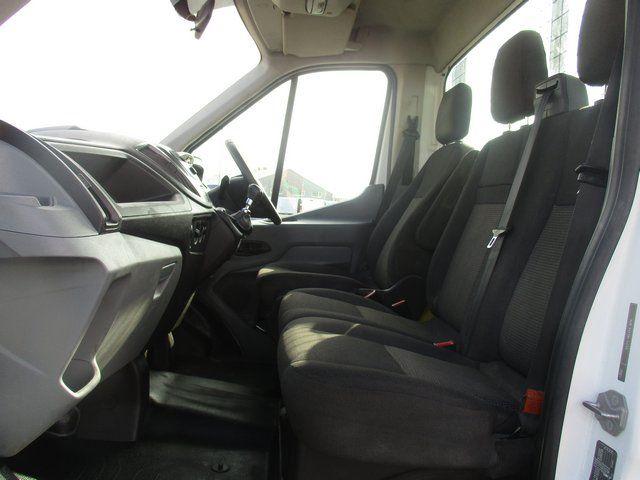 2015 Ford Transit 350 L2 SINGLE CAB TIPPER 125PS EURO 5 (FH65DVL) Image 12