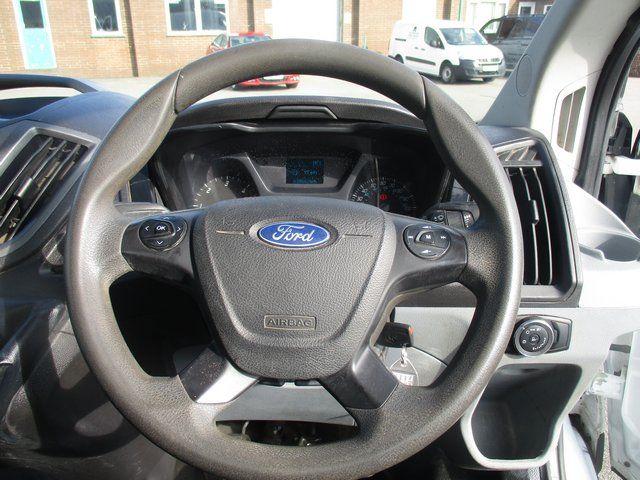 2015 Ford Transit 350 L2 SINGLE CAB TIPPER 125PS EURO 5 (FH65DVL) Image 6