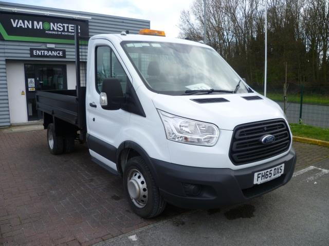 2015 Ford Transit  350 L2 SINGLE CAB TIPPER 125PS EURO 5 (FH65DXS)