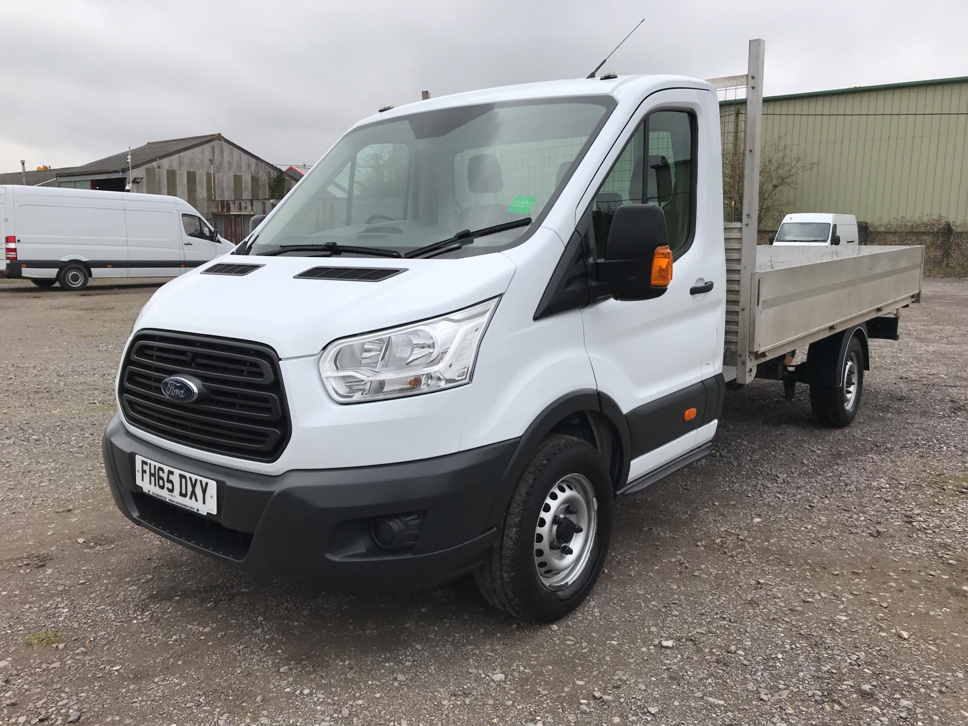 2016 Ford Transit 350 L4 DROP SIDE 125PS EURO 5 (FH65DXY) Image 7