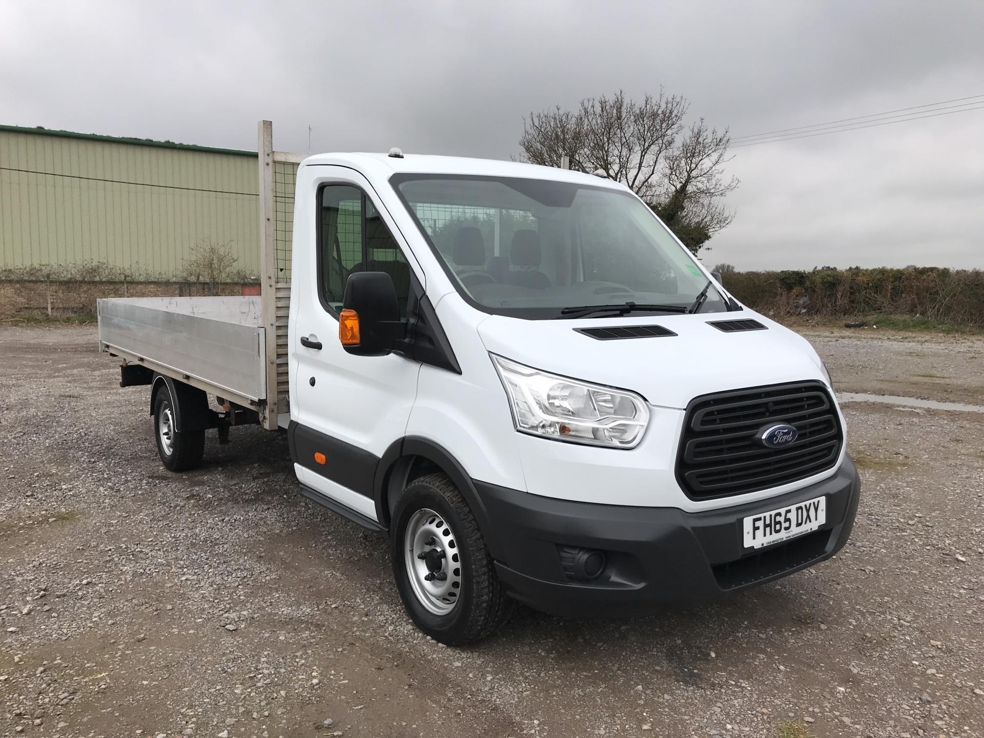 2016 Ford Transit 350 L4 DROP SIDE 125PS EURO 5 (FH65DXY)