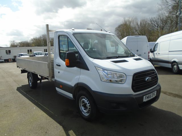 2016 Ford Transit 350 L4 DROP SIDE 125PS EURO 5 (FH65DYC)