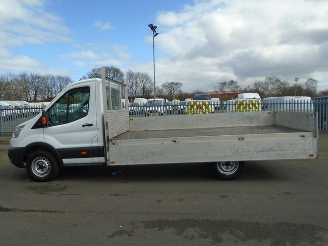2016 Ford Transit 350 L4 DROP SIDE 125PS EURO 5 (FH65DYC) Image 10