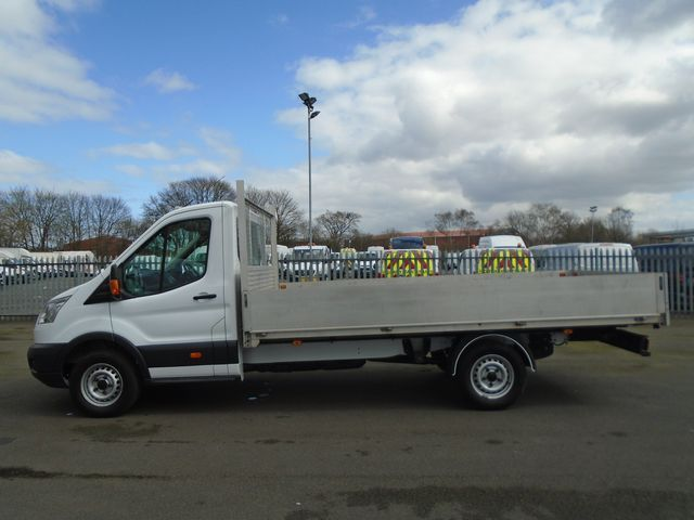 2016 Ford Transit 350 L4 DROP SIDE 125PS EURO 5 (FH65DYC) Image 9