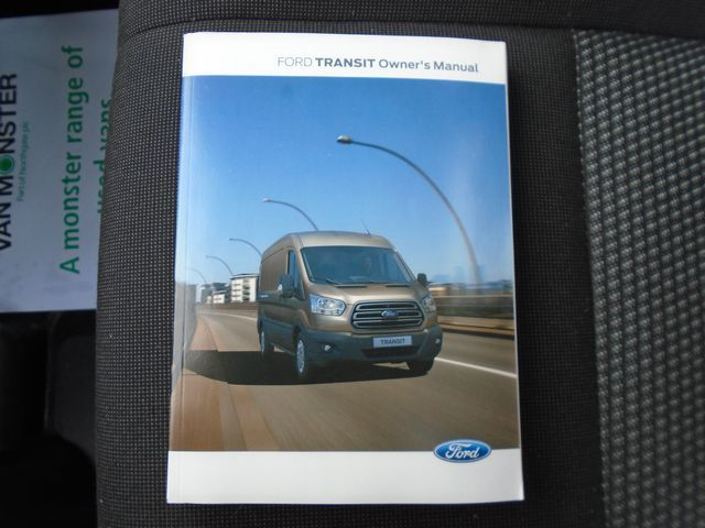 2016 Ford Transit 350 L4 DROP SIDE 125PS EURO 5 (FH65DYC) Image 27